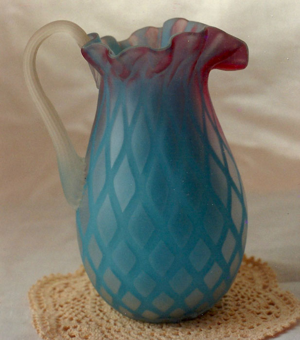 MOP Cream Pitcher