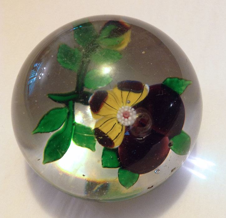 Baccarat Paperweight