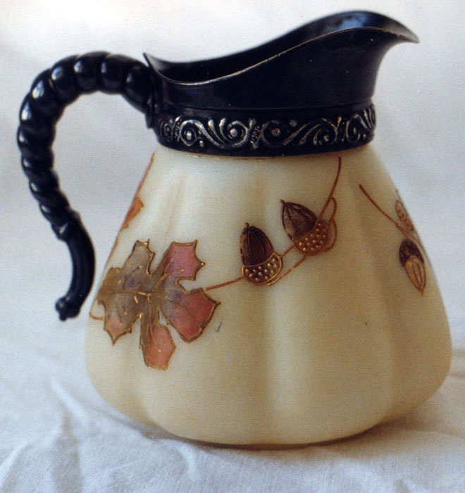 Smith Brothers Cream Pitcher