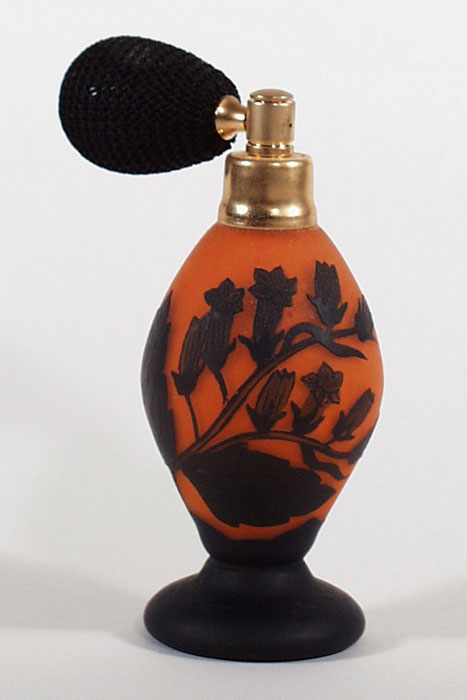 Cameo Perfume Bottle