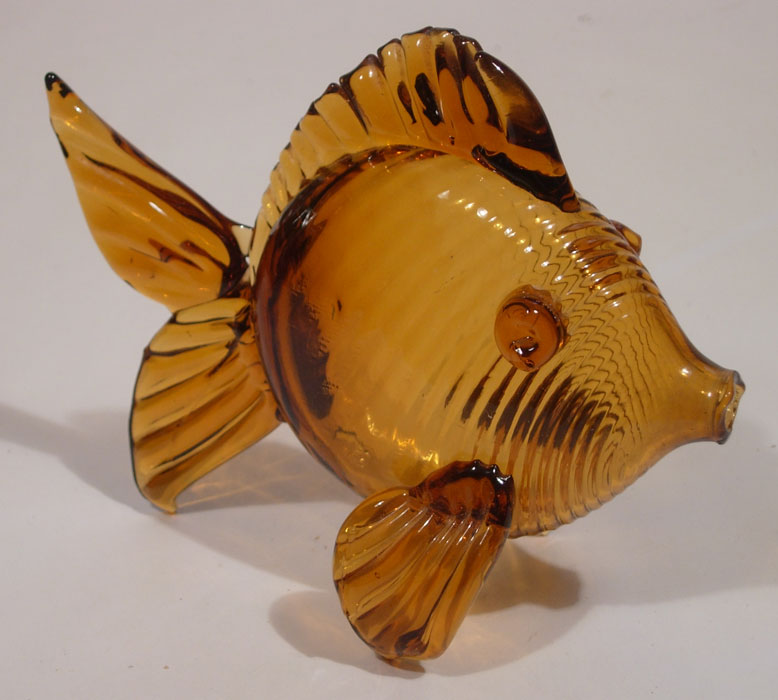 Handblown Fish